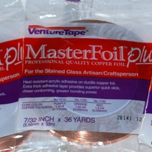 Venture MasterFoil Plus 7/32 1 mil