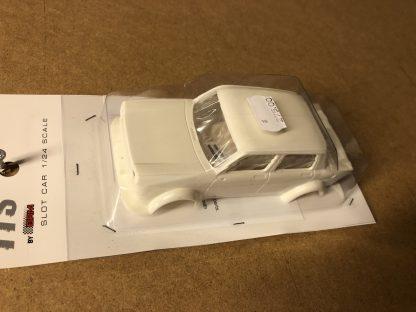 Simca 1000 white body